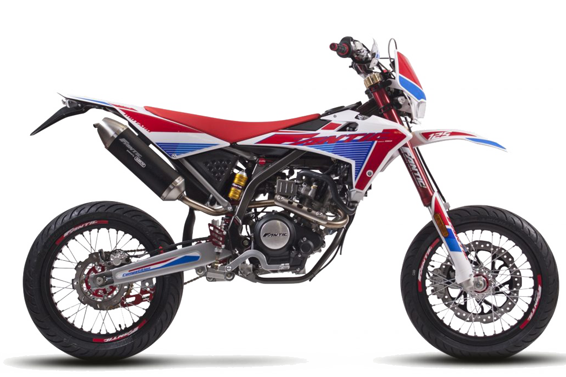 Fantic Motard 125 Competition 2020
