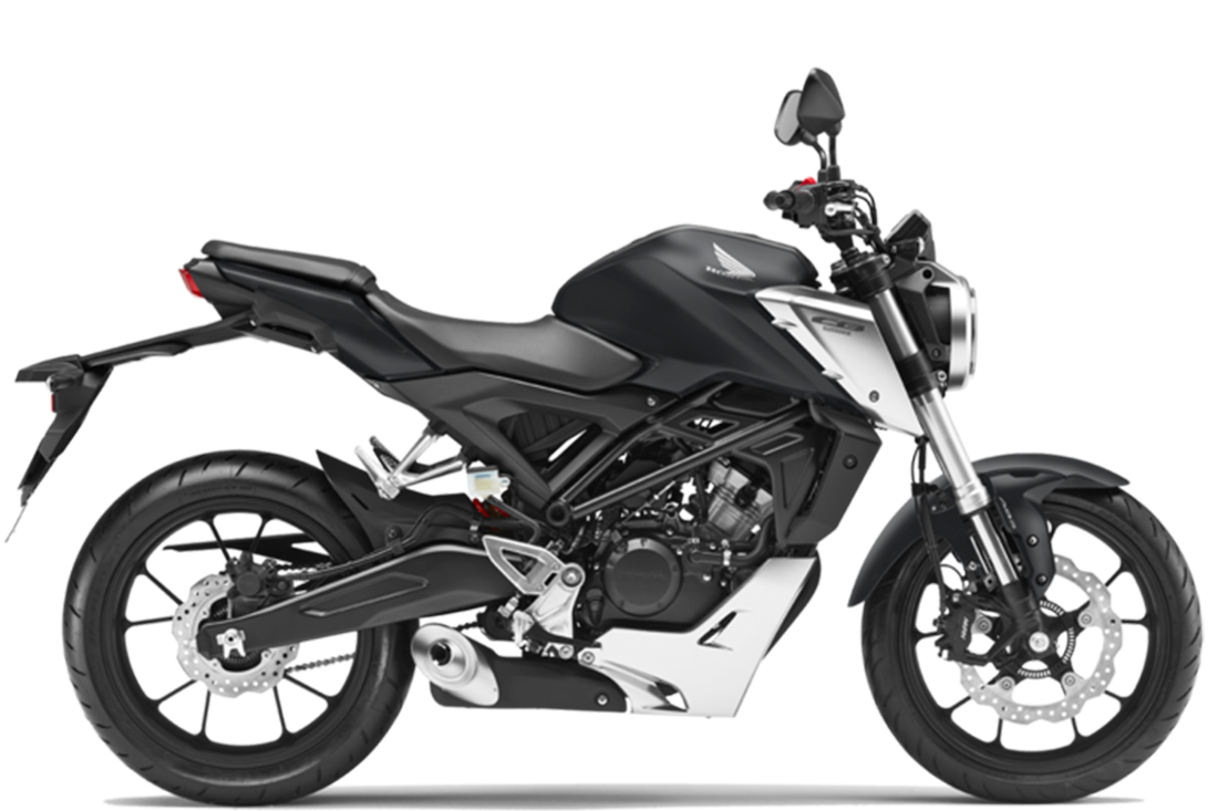 Honda Neo Sports Cafe CB 125R 2019