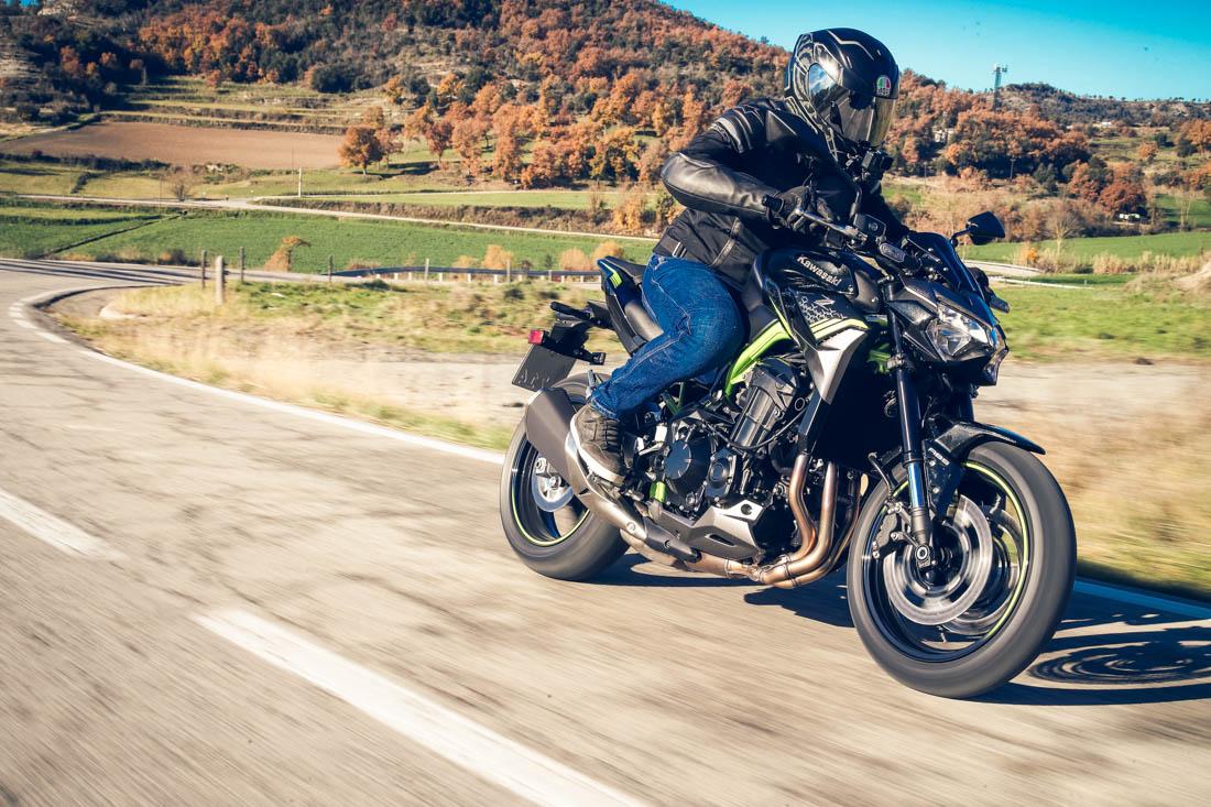 Kawasaki Z900 70 kW - Motochecker